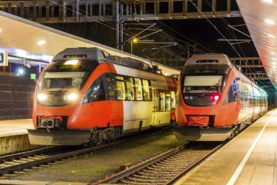 Anreise per Bahn - Haus Hubertus in Wagrain, Salzburger Land