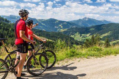 Bikeurlaub in der Salzburger Sportwelt