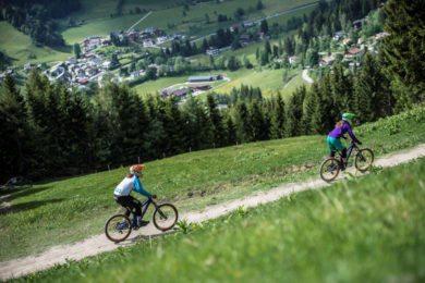 Bikeurlaub in Wagrain, Salzburger Land