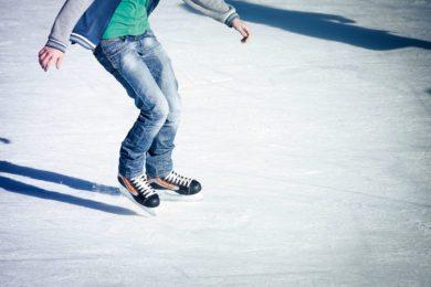 Eislaufen - Winterurlaub in Wagrain, Ski amadé
