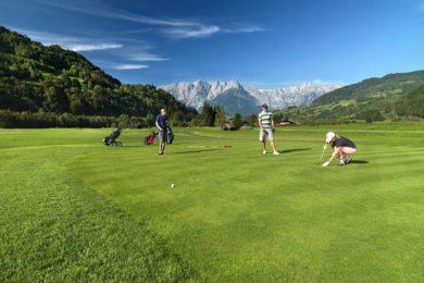 Open Golf St. Johann - Alpendorf