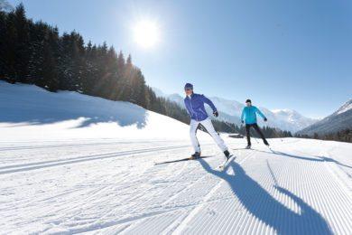 Langlaufen - Winterurlaub in Wagrain, Ski amadé