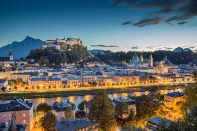 Ausflugsziele & Sehenswürdigkeiten in der Stadt Salzburg