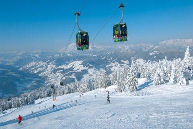 Skiurlaub in Wagrain, Ski amadé