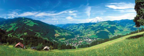 Sommerurlaub in Wagrain, Salzburger Land